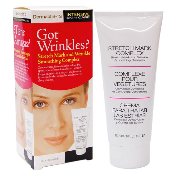 Demactin-TS Intensive Skin Care - Anti-Aging Stretch Mark & Wrinkles Smoothing Complex 6 oz. Gatineau - Gentle Eye Make-Up Remover (Salon Size) -390ml/13.2oz