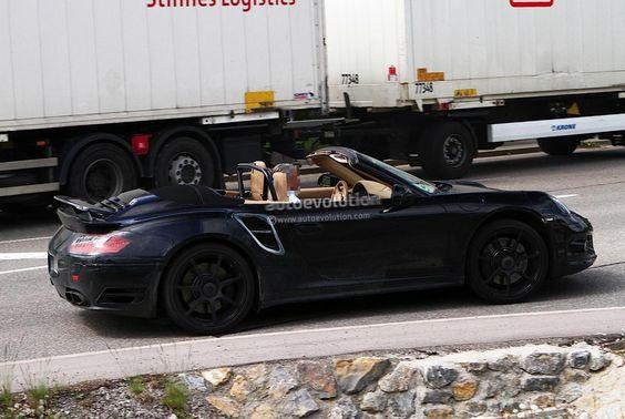 911 Turbo Cabriolet Porsche for sale - http://autotras.com