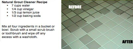 Clean Grout Lines Using Chemical Free Products In 2020 Grout Cleaner Clean Grout Lines Grout