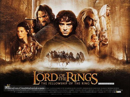 The Lord Of The Rings The Fellowship Of The Ring The Lord Of The Rings The Fellowship El Senor De Los Anillos La Comunidad Del Anillo Peliculas Completas