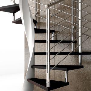 Escalera de caracol e20 - Modelos de escaleras de caracol para interiores ...