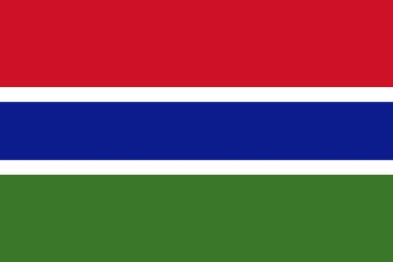 Fichier:Flag of The Gambia.svg