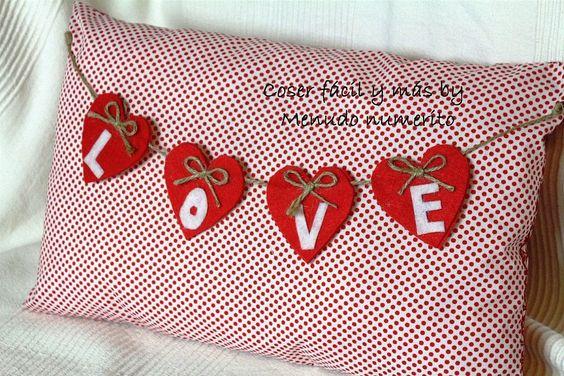 Ideas fáciles para regalos de San Valentín | Aprender manualidades es facilisimo.com: