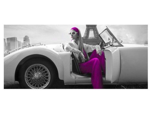 Fioletowa Kreacja Fototapeta 536x240 Klej Grati 7316266875 Oficjalne Archiwum Allegro Antique Cars Sports Car Car
