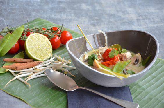 Tom Khaa Gai Suppe