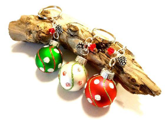 #ChristmasKeychain #NoveltyKeychain #OrnamentKeychain #ChristmasGift #StockingStuffer #CoWorkerGift #CarAccessories #CuteChristmasKeychain #ChristmasAccessories #Holidays #YoursTrulli
