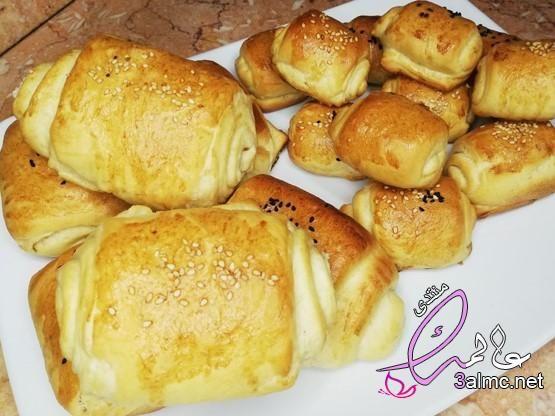 طريقة الباتيه بالجبنة طريقة عمل الباتية زي الافران باتيه المخابز الذيذ Food Pretzel Bites Bread