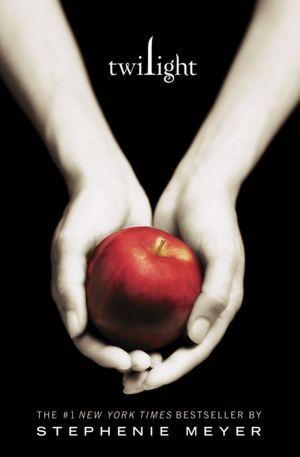 Twilight Series by Stephenie Meyer.