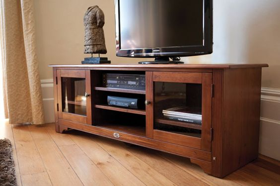Beautifully styled TV Unit. #nzmade #hunterfurniture for #furniturehunters