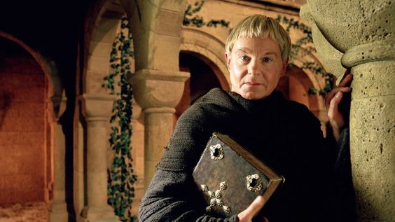 Derek Jacobi as Cadfael: