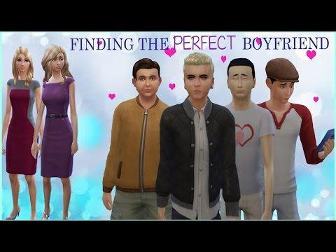 Sims4: Audrey and Jordan's Boyfriends! [6] - YouTube
