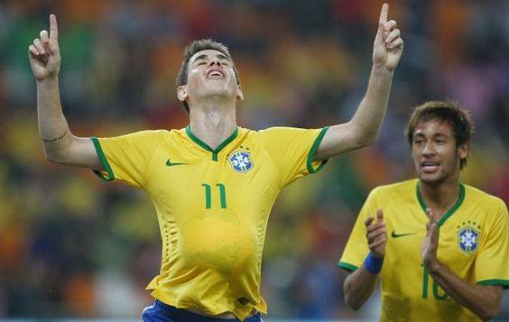Brasil 5, África do Sul 0. Porque o óbvio, quase sempre, é ululante