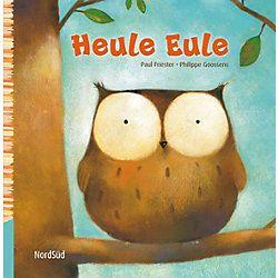 Die #HeuleEule ist ein großartiges Buch aus dem NORD-SÜD-VERLAG. Eine witzige Geschichte mit einer kleinen #Eule über die einzig richtige Art zu trösten... #Kinderbuch #Bilderbuch