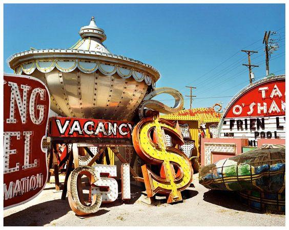 Neon Graveyard, Las Vegas #maplove: