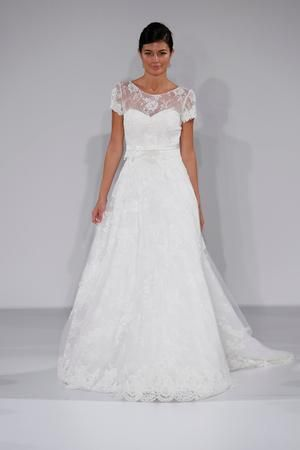 Maggie Sottero Runway Show - Fall 2014 - New York Bridal Fashion Week