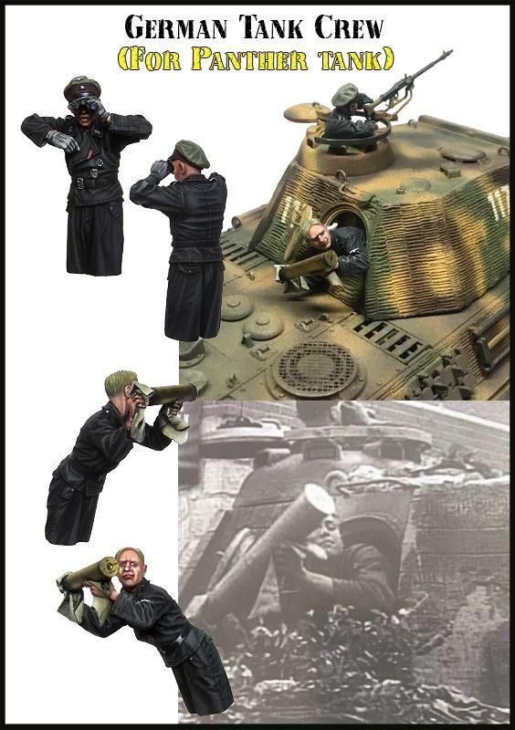 Evolution Miniatures 1//35 Sturmgeschutz Crew