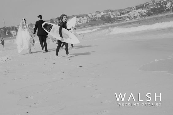 Bondi beach wedding photos, beach wedding photos, bodas en playa, trash the dress www.photowalsh.com