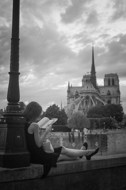 stylelab: On reading on Flickr.: