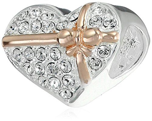 Chamilia Heart of Gold Bead Charm >>> Find out…