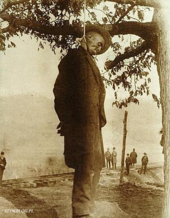 Victim of the Ku Klux Klan, 1920s - Lynching in the United States 18 Best of Web Shrine