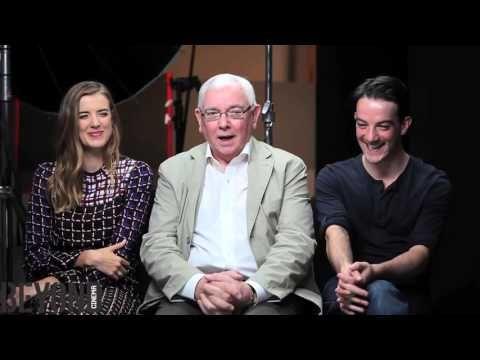 "Terence Davies, Agyness Deyn & Kevin Guthrie talk ""Sunset Song"" - a Beyond…"