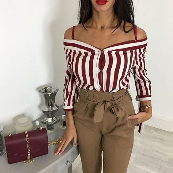 Stylish Spring Outfits To Wear for Women 2019