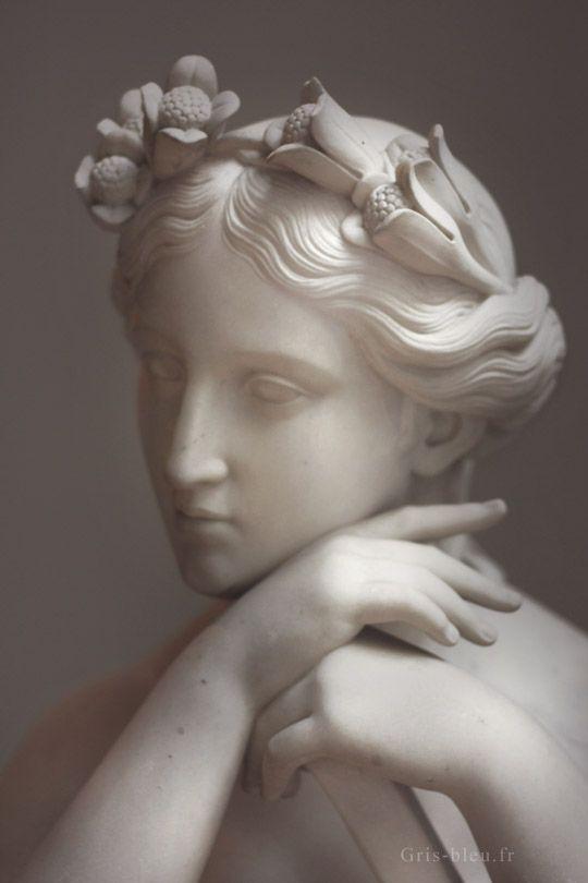 Psyché, Musée du Louvre, Paris