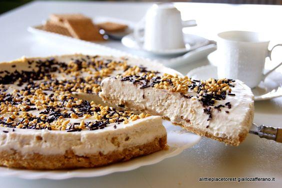 Cheesecake alla ricotta senza cottura - No-bake ricotta cheesecake