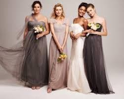 Bildergebnis für mismatched bridesmaid dresses