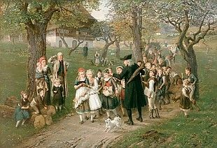 Fritz Beinke - Return of the school festival
