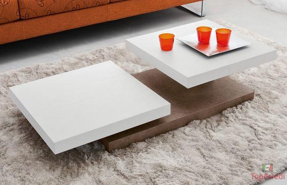 Tavolino soggiorno ~ Tavolino da soggiorno caliss furnitures asd