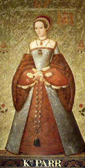 Katherine Parr By Richard Burchett