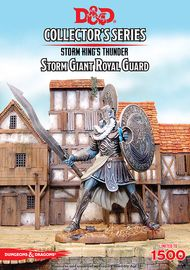 Dungeons and Dragons - Collectors Series -  Storm Giant Royal Guard
