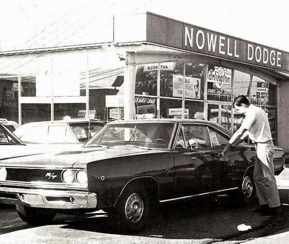 1968 Coronet R/T
