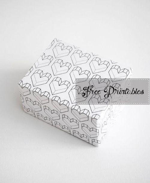 romantic free printable by cukimuki