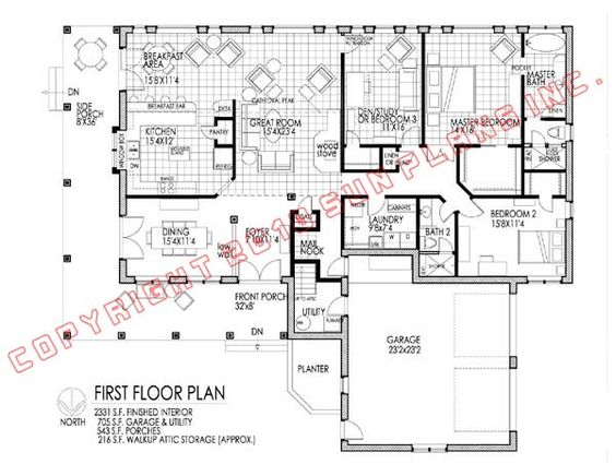 Sun Plans Sun Inspired Passive Solar House Plans Floor Plans