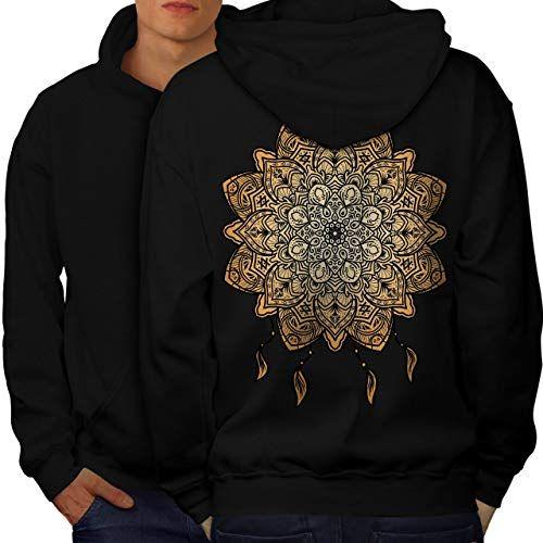 Mandala Men Sweatshirt NEWWellcoda