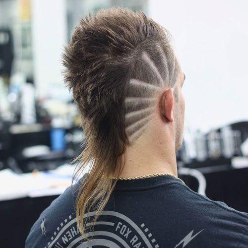 30 Cool Mullet Hairstyles Modern Short Long Mullet Haircuts 2020 In 2020 Mullet Haircut Mullet Hairstyle Mohawk Hairstyles Men