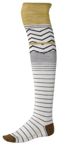 got the charcoal, would love another color: Smartwool Women's Optic Frills Knee Sock $20
