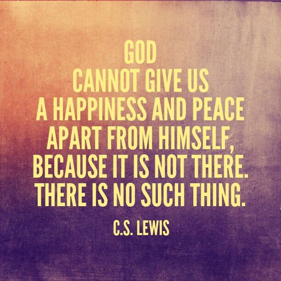 Jesus, the son of God, or not. c.s. lewis's take?