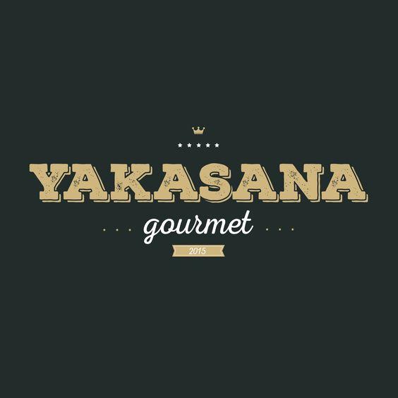 Yakasana Gourmet  Imagen Corporativa #Branding #Desing