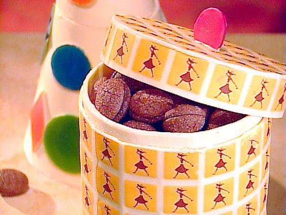 Chocolate Cookie Jars