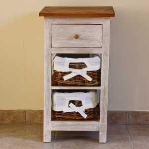 meuble de rangement en bois - meuble en bois acajou - petit ... - Petit Meuble De Rangement Cuisine