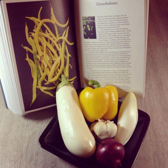 Tender   Gemüse by Nigel Slater / Tender   Gemüse von Nigel Slater