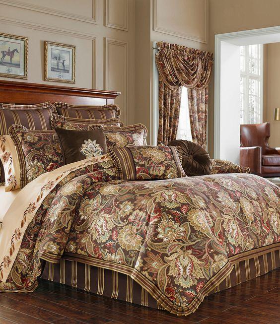 J Queen New York Coventry Comforter Set Dillards Bedding Pinterest Products Queens New