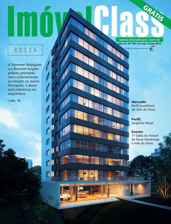 [IMÓVEL CLASS] A edição 103 da revista trás o perfil imobiliário da região do Vale dos Sinos!