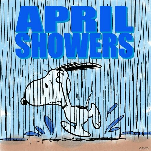 April showers: