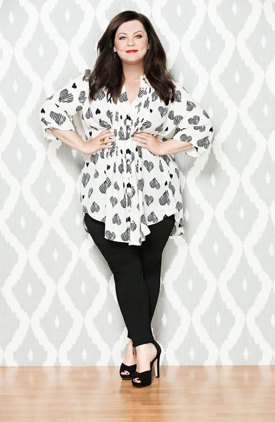 5 Pieces You'll Want to Score from Melissa McCarthy's New Clothing Line via Brit + Co.: