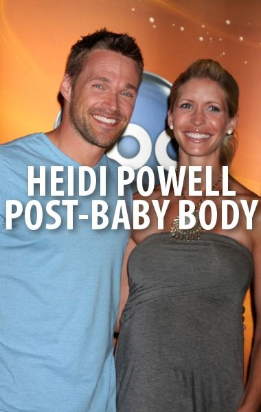 Chris Powell from Extreme Weight Loss and his wife Heidi are proud parents. How did she stay in shape even after having a baby? http://www.recapo.com/the-view/the-view-interviews/view-chris-powell-extreme-weight-loss-changes-exercise-vs-diet/