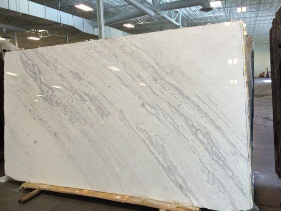 Artic White Granite Marble Look Alike Backsplash